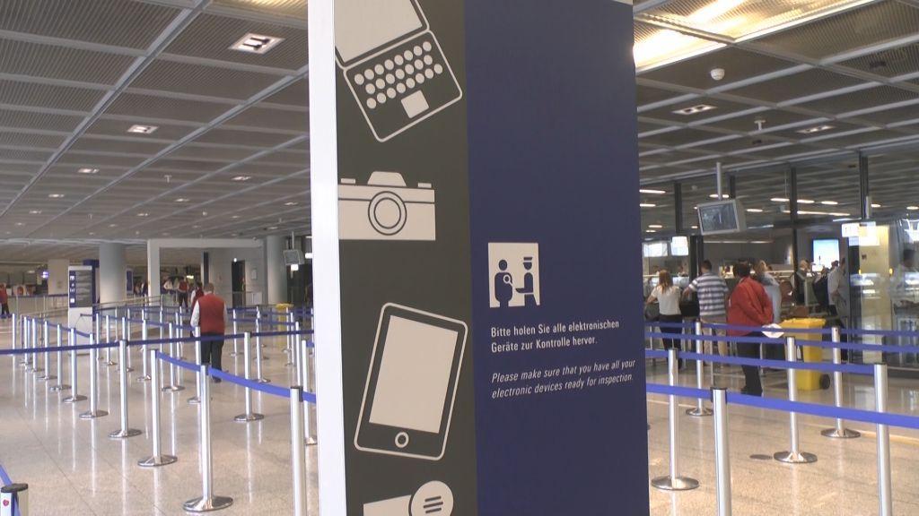 Flughafen Frankfurt Abflüge