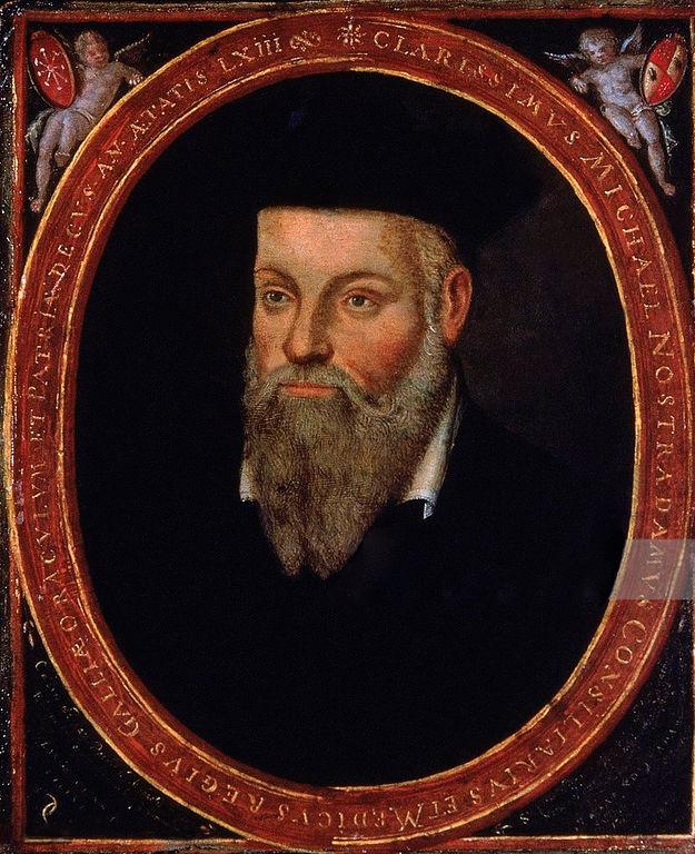 Nostradamus Und Corona